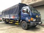 Giá xe tải HD120SL thùng dài 6m2 bao nhiêu?
