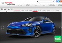 Đánh giá ngoại thất xe Toyota 86 2017: thay đổi mới thu hút người dùng