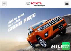 Đánh giá thông số kỹ thuật xe Toyota Hilux 2016