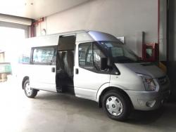 Báo giá xe Ford Transit cần biết trước khi mua xe trực tuyến