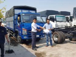 Tại sao nên mua xe tải Isuzu 1T9 trả góp?