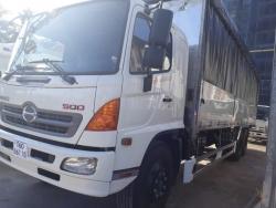 Tư vấn giá xe tải Hino 16 tấn tại TPHCM