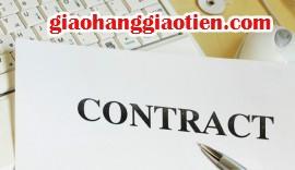 Điều cần lưu ý về hợp đồng mua bán online