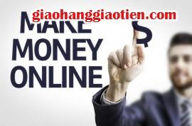 [Giao hàng giao tiền] Làm giàu với kinh doanh trực tuyến