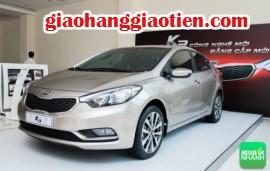 Kia K3 sedan hạng trung đáng mua