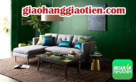 Tạo điểm nhấn cho phòng khách qua phong cách retro
