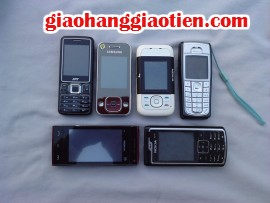 Thế giới điện thoại cũ