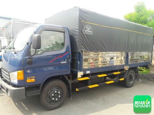 Đánh giá xe tải Hyundai HD99 thùng mui bạt, 122, Uyên Vũ, GiaoHangGiaoTien.com, 10/10/2017 14:25:02