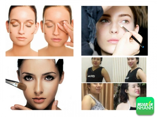Cách trang điểm cho gương mặt tròn béo trở nên thon gọn nhanh dễ dàng, 139, Ngọc Diệp, GiaoHangGiaoTien.com, 03/03/2018 11:18:48