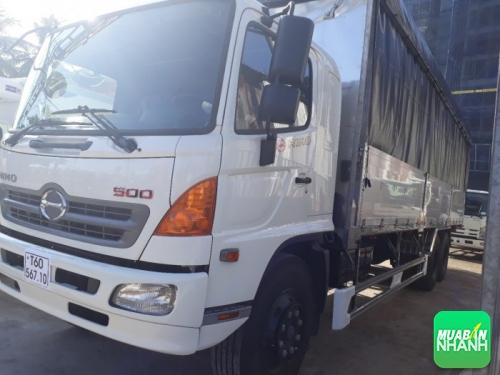 Tư vấn giá xe tải Hino 16 tấn tại TPHCM, 153, Ngọc Diệp, GiaoHangGiaoTien.com, 21/05/2018 10:45:56