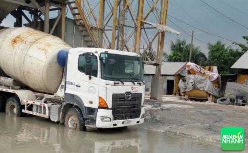 Tư vấn cách chọn garage sửa chữa xe bồn trộn bê tông uy tín, 154, Mãnh Nhi, GiaoHangGiaoTien.com, 30/05/2018 16:01:25