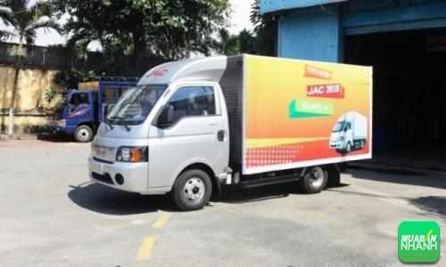 Thông số kỹ thuật xe tải Jac 1.25 tấn chi tiết nhất, 158, Ngọc Diệp, GiaoHangGiaoTien.com, 28/06/2018 13:31:14
