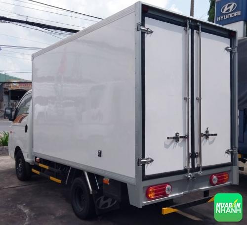 Ưu điểm xe tải New Porter 150 thùng composite, 159, Ngọc Diệp, GiaoHangGiaoTien.com, 20/07/2018 09:37:22