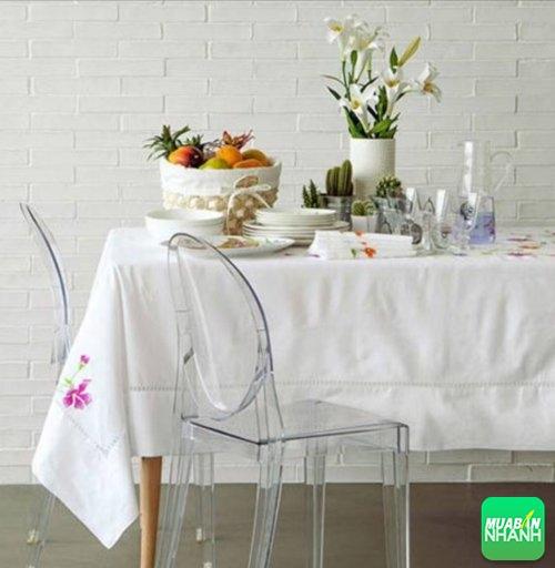 Lưu ngay những cách làm sạch dầu mỡ và vết mốc trên khăn trải bàn, 156, Mãnh Nhi, GiaoHangGiaoTien.com, 18/07/2018 08:32:13